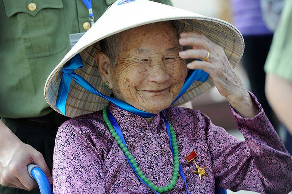 Heroic Vietnamese mothers, pay tribute, President Ho Chi Minh, 73rd anniversary, Wounded and Fallen Soldiers' Day, immense gratitude