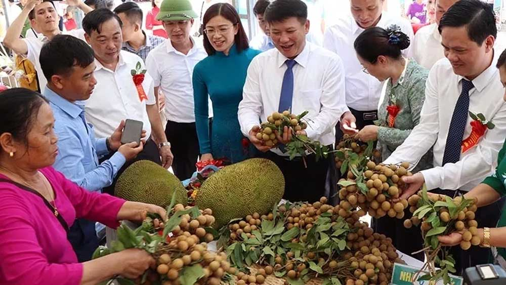 Nearly 30 tonnes of Son La longan exported to China