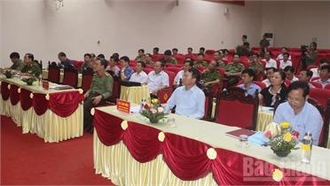 Bắc Giang: Kiên quyết kéo giảm tội phạm, tệ nạn xã hội