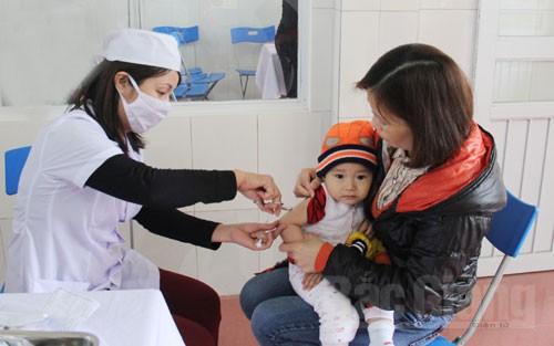 Bắc Giang: Khoảng 65,4 nghìn trẻ sẽ được tiêm bù vắc xin phòng bệnh bại liệt