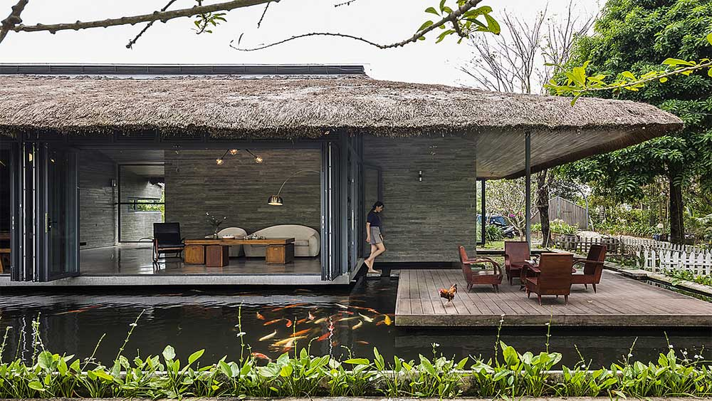 Mekong Delta 'oasis' blurs the foundational boundaries of nature living