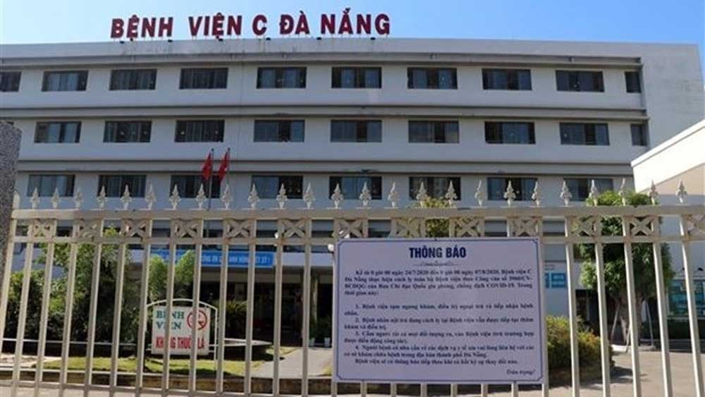 Da Nang city, social distancing, six districts, Covid-19 pandemic, lockdown measure, urgent measures, essential services and goods