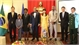 Vietnam presents friendship order to former Mozambican Ambassador