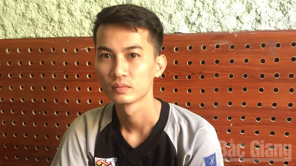 Bắc Giang: Nam thanh niên thuê phòng nghỉ, trộm 9 điện thoại di động