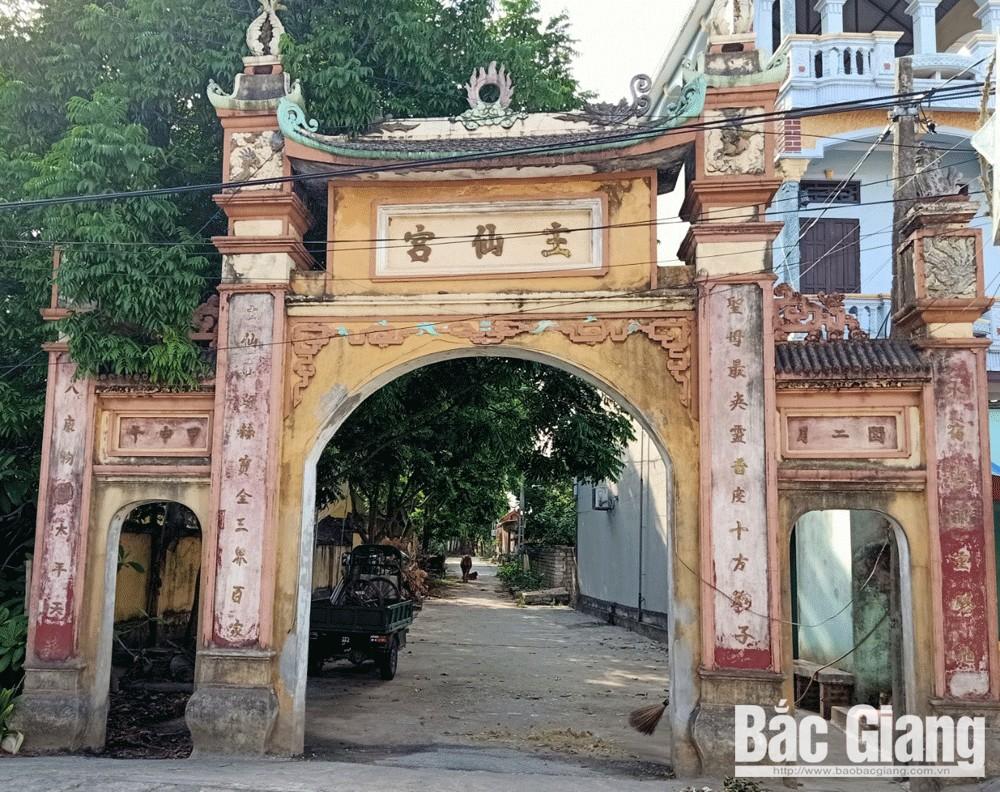 Đền Bà Chúa Kho, Bắc Giang,