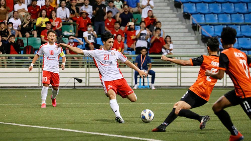 AFC Cup, TP HCM, V.League, Công Phượng, Thể thao