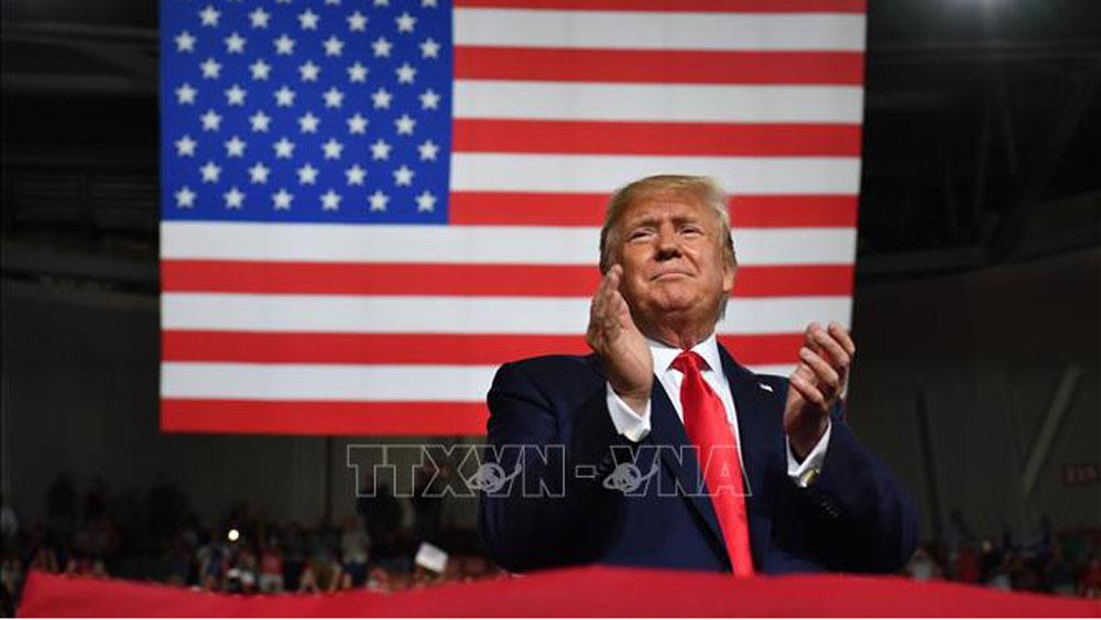 Tổng thống Mỹ,hoãn bầu cử,bầu cử Mỹ