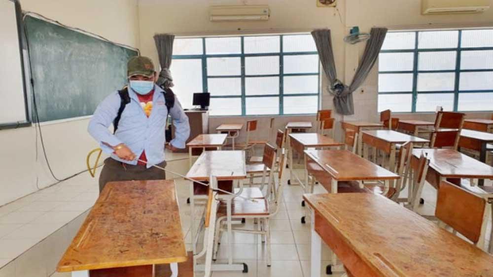 Đà Nẵng, đề xuất, Kỳ thi tốt nghiệp THPT , dịch Covid -19