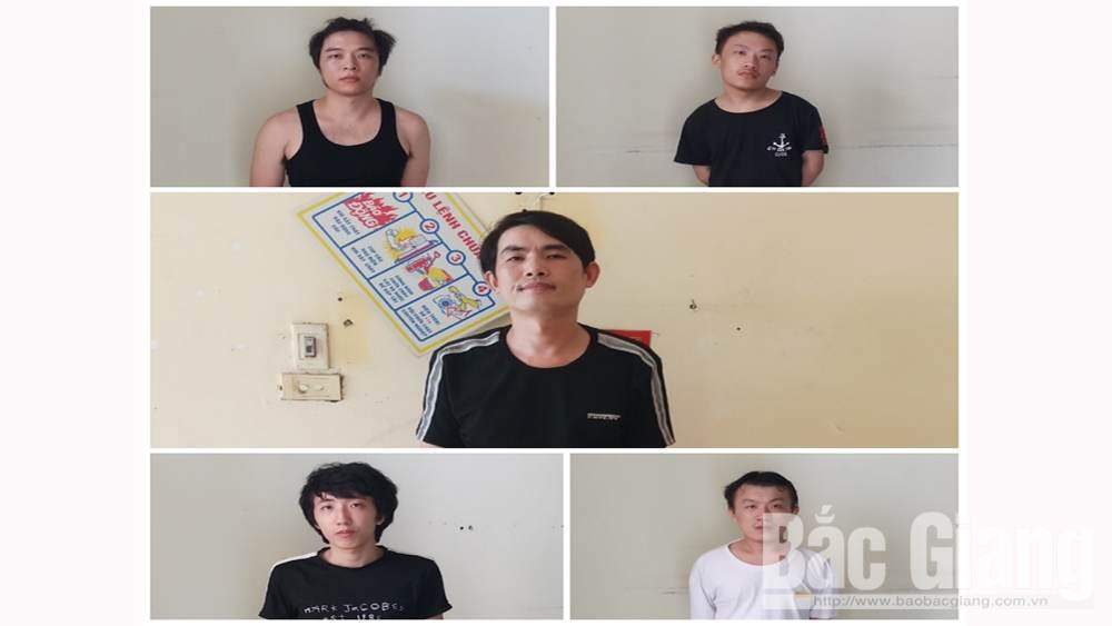 Viện KSND tỉnh Bắc Giang; bắt đối tượng đưa người Trung Quốc; nhập cảnh trái phép