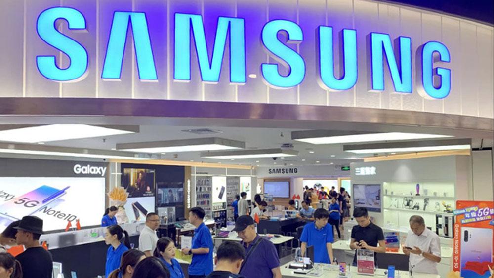 Samsung, dừng sản xuất máy vi tính, Trung Quốc