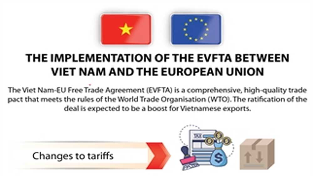 Vietnam fulfills international commitments as EVFTA takes effect