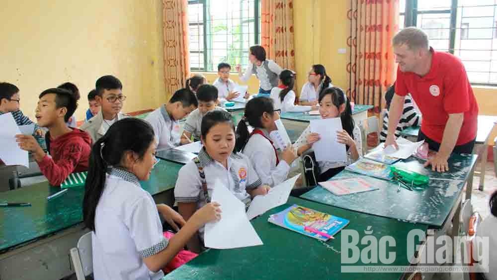 Giáo dục - Đào tạo TP Bắc Giang: Vững vàng vị trí dẫn đầu