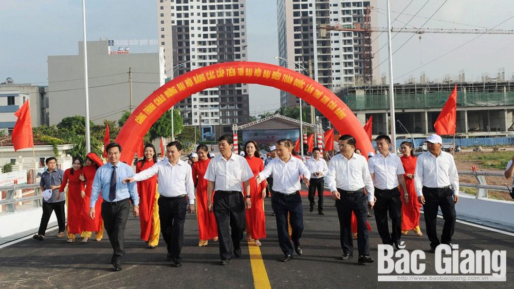 Tỉnh ủy viên, Bí thư Thành ủy Bắc Giang Mai Sơn: Xây dựng thành phố theo hướng đô thị xanh - thông minh