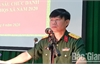 Bồi dưỡng chuyên sâu cho chỉ huy trưởng quân sự xã