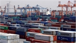 Seven-month trade surplus triples