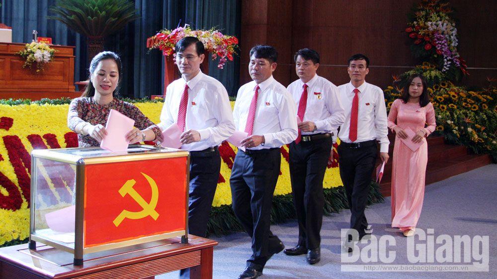đại hội đảng, TP Bắc Giang, đồng chí Mai Sơn, nhiệm kỳ mới