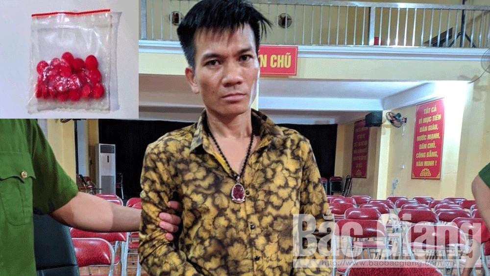 ma túy,  Bắc Giang, Lục Ngạn.