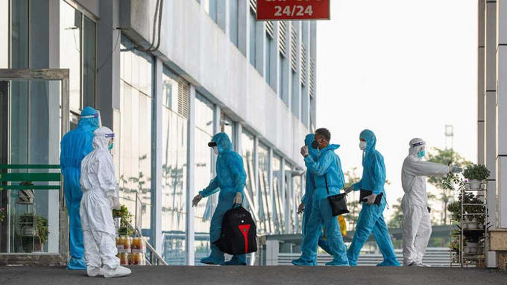 Equatorial Guinea returnees, novel coronavirus, Covid-19 pandemic, Vietnamese companies, Vietnamese workers,  special flights