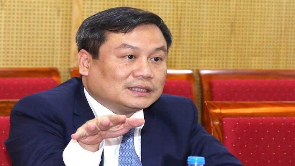Thứ trưởng Kế hoạch Đầu tư, giữ chức, Bí thư Quảng Bình, ông Vũ Đại Thắng