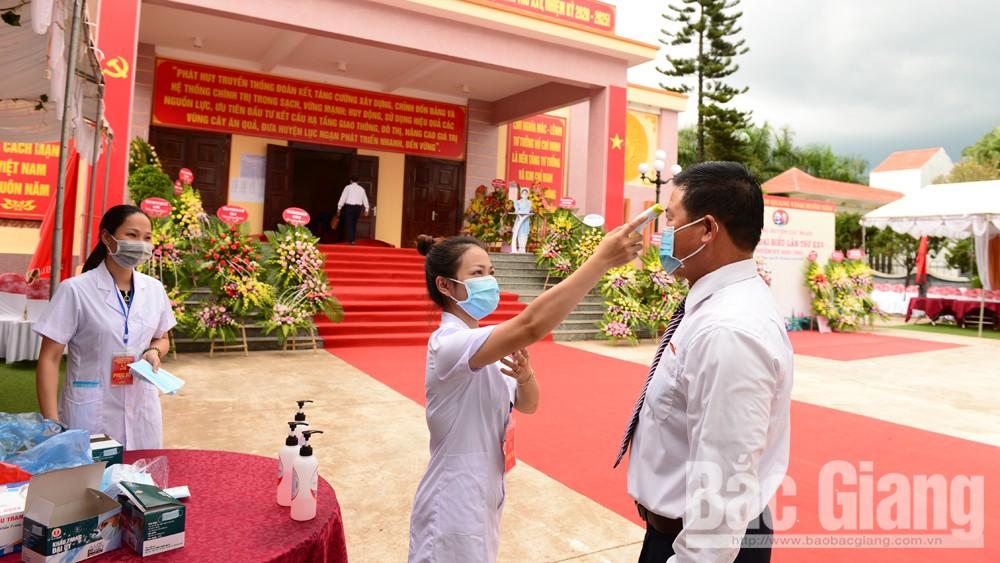 Đại hội, Đảng bộ, huyện Lục Ngạn, Ban Chấp hành, khóa mới, Bắc Giang