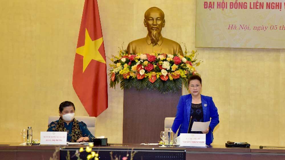 Chủ tịch Quốc hội chủ trì phiên họp thứ hai Ban Chỉ đạo quốc gia, Ban Tổ chức AIPA 41