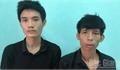 Bắc Giang: Hết tiền chơi game rủ nhau đi trộm cắp tài sản
