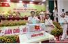 Thượng tá Nguyễn Quốc Toản được bầu giữ chức Bí thư Đảng ủy Công an tỉnh Bắc Giang khóa mới