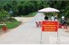 Lập các chốt kiểm soát nghiêm ngặt tại xã Yên Định (Sơn Động)