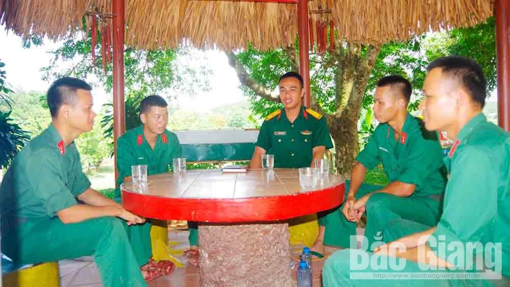 Thiếu tá Trần Trọng Triết, Sư đoàn 3 (Quân khu 1): Sâu sát trong chỉ huy, gắn bó với chiến sĩ