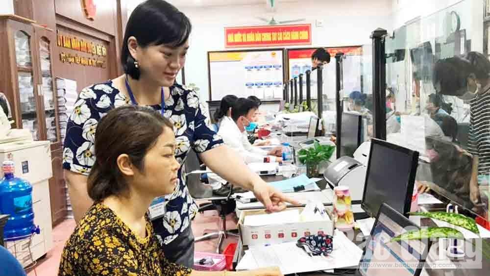 Chị Thân Thị Hường: Nhiều giải pháp sáng tạo trong cải cách hành chính
