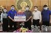 Tuổi trẻ Bắc Giang chung tay phòng, chống dịch Covid-19 tại Sơn Động