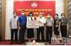 Bắc Giang: Tiếp nhận 525 bộ kit test nhanh phát hiện Covid-19