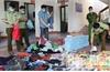 Lục Ngạn: Xử lý, tiêu hủy hơn 1,2 nghìn sản phẩm hàng hóa vi phạm