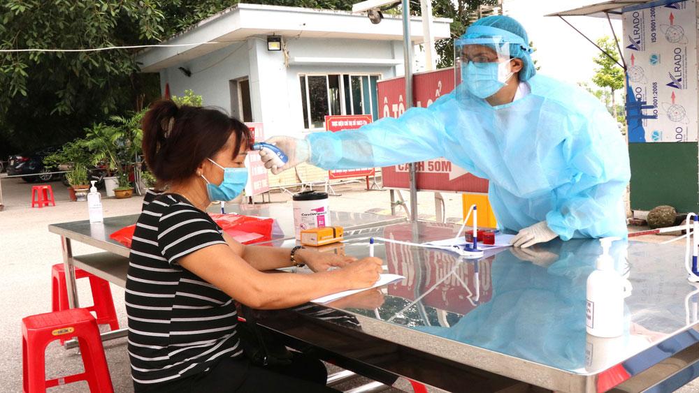 Bộ Y tế, đề nghị , địa phương , rà soát, xác minh, quản lý, trường hợp, trở về từ Đà Nẵng
