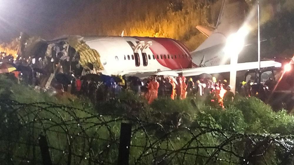 Vụ tai nạn máy bay tại Ấn Độ: 16 người chết và 123 người bị thương