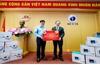 Vingroup tặng Bộ Y tế 1.700 máy thở