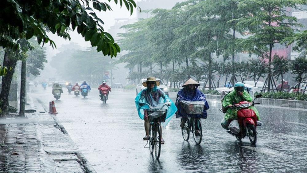 Từ ngày 8-14/8, Bắc Bộ, mưa dông, kéo dài, đề phòng, thời tiết nguy hiểm
