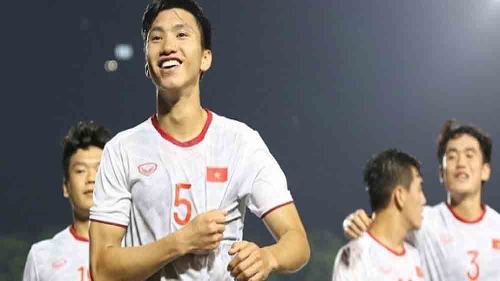 Vietnam, do its best, advance in World Cup qualifiers, defender Van Hau, Asian qualifiers, FIFA