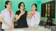 Making air filters from coir and nano silver: Two female students in Bac Giang win third prize at national competition
