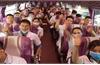 38 bác sĩ, điều dưỡng từ Phú Thọ lên đường hỗ trợ Quảng Nam chống dịch