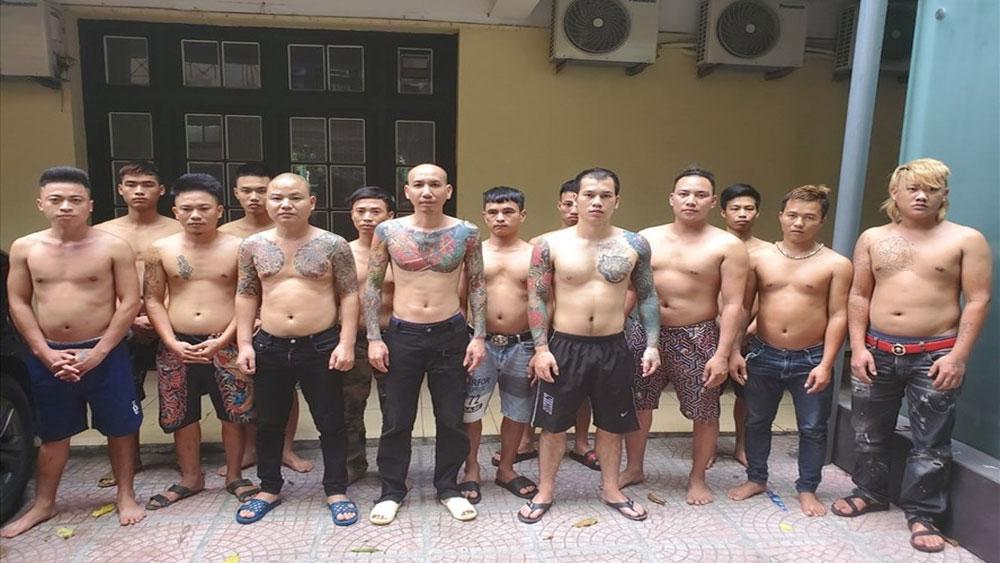 Nhiều đàn em, giang hồ mạng, Phú Lê, Cục Cảnh sát hình sự