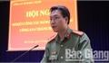Công an tỉnh Bắc Giang được Bộ Công an khen thưởng