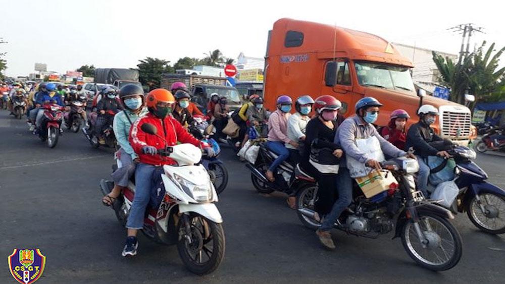 Công điện của Thủ tướng Chính phủ về an toàn giao thông khi dịch Covid-19 diễn biến phức tạp