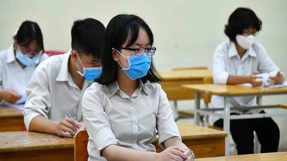 High school students, graduation exams, 2019-2020 academic year, literature and mathematics tests, foreign languages, Covid-19 epidemic