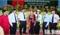 Chào mừng Đại hội đại biểu Đảng bộ huyện Lục Nam lần thứ XXII, nhiệm kỳ 2020-2025: Đoàn kết, đổi mới, phát triển toàn diện kinh tế-xã hội