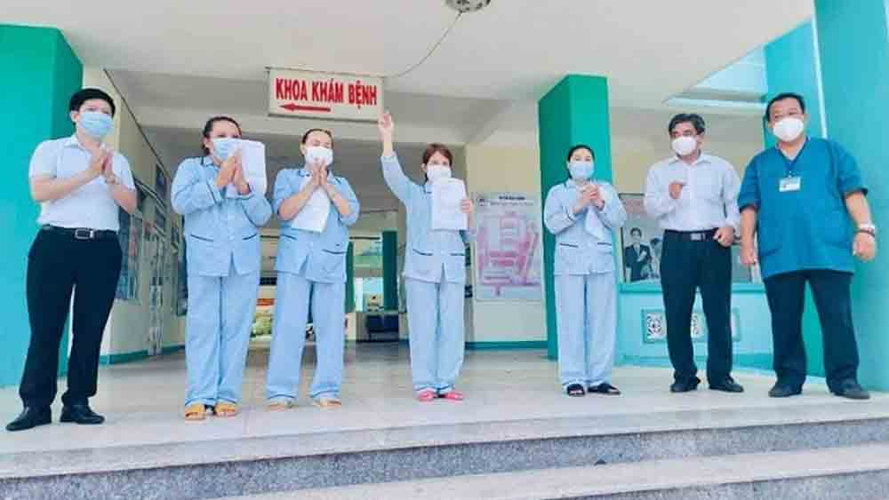 First Da Nang patients, recover, new Covid-19 outbreak, Covid-19 patients, new outbreak,  full recovery,  community transmission case