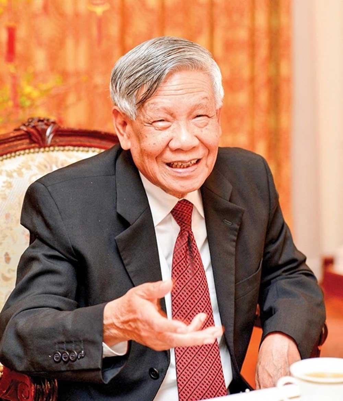 Nguyên Tổng Bí thư Lê Khả Phiêu, người Cộng sản , vì nước, vì dân