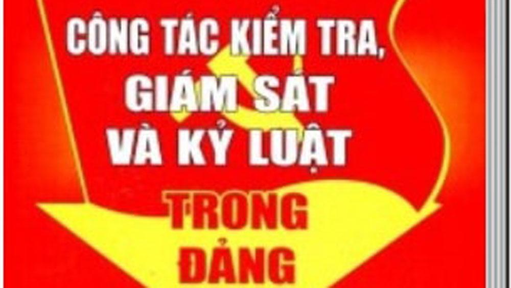 Tân Yên: Kỷ luật một tổ chức đảng, 8 đảng viên