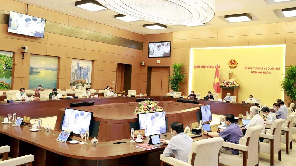 Phiên họp thứ 47 Ủy ban Thường vụ Quốc hội:, Sửa đổi, công nhận liệt sĩ, thời kỳ, đất nước hòa bình