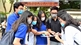 Vietnamese high-school students finish graduation exam amid coronavirus resurgence